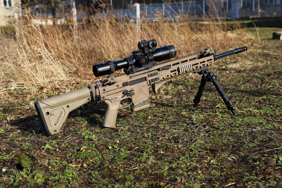 Sniper Rifles Skw 308 Skw 338 Zakłady Mechaniczne